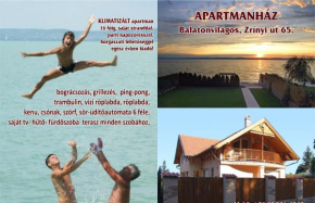 Sunset Beach Apartmanház